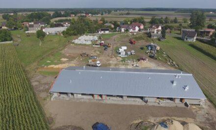 Budowa przedszkola w Czajkowie idzie pełną parą