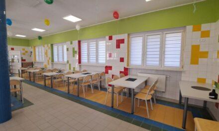 Wyremontowano szkolną stołówkę w Doruchowie
