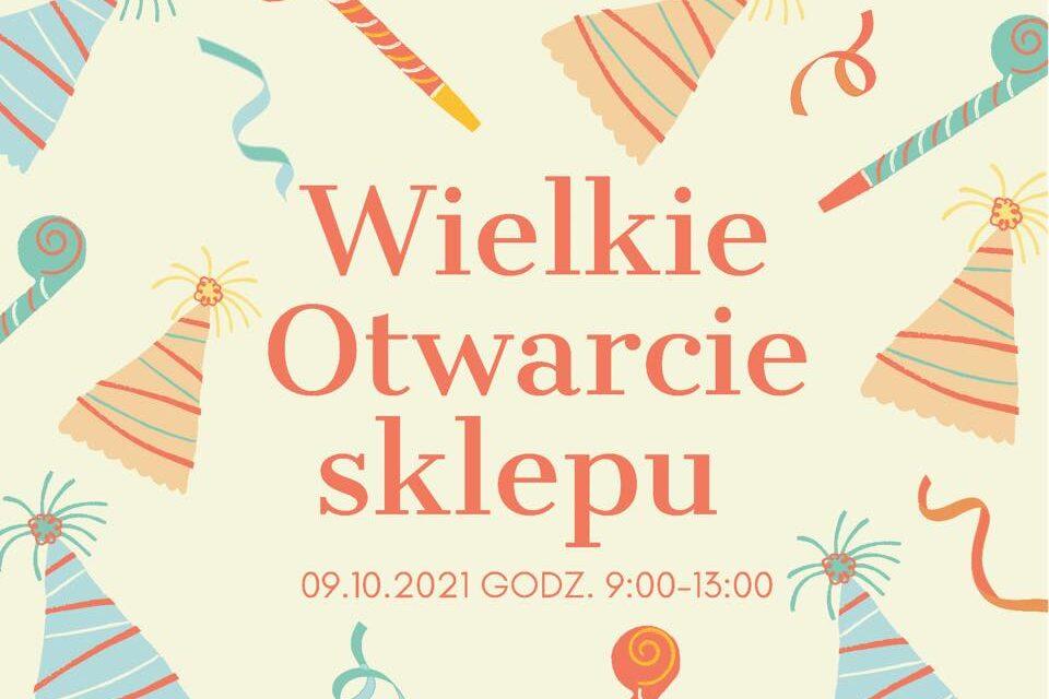 """Wielkie otwarcie butiku """"RENOMA"""" w Ostrzeszowie!"""