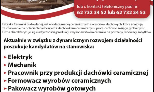 Oferty pracy w FCB!
