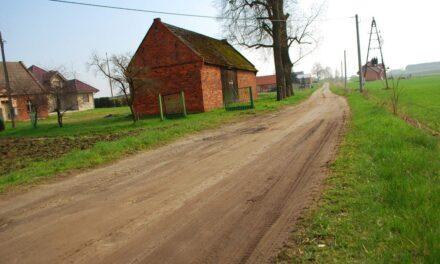 Rusza budowa drogi na Kędziorach